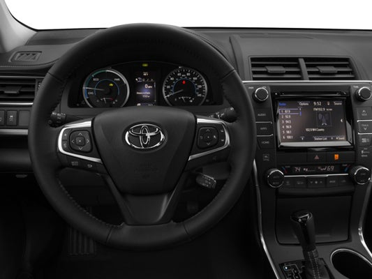 2017 Toyota Camry Hybrid Xle Local Trade In Freeport Ny Bmw Of
