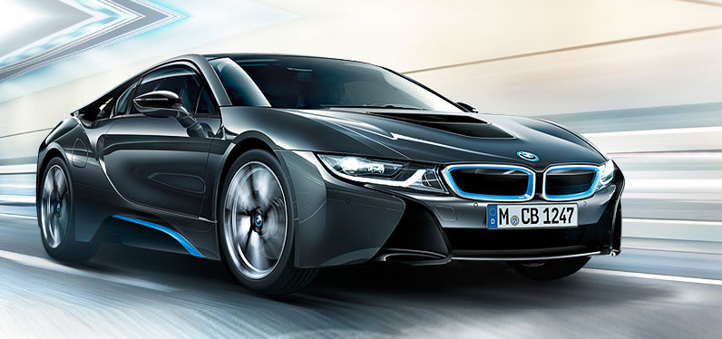 All New Bmw I8 Sports Car Luxury Vehicle