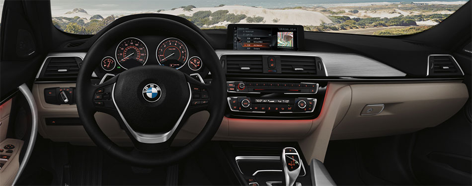 Great Features In The 2017 Bmw 3 Series