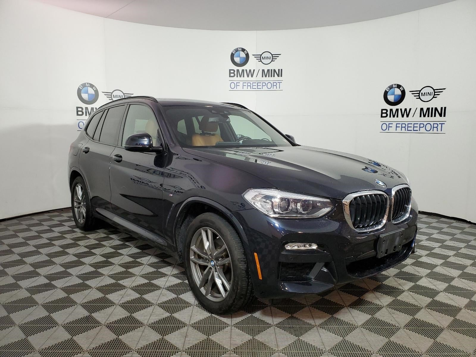 2019 Bmw X3 Xdrive30i Sports Activity Vehicle Freeport 5uxtr9c55kld94953