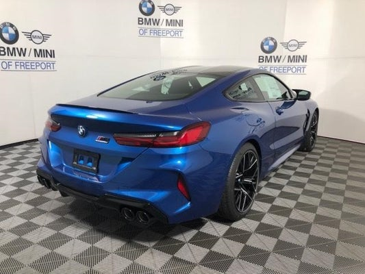2020 Bmw M8 Competition Coupe Freeport Ny Wbsae0c03lcd40954