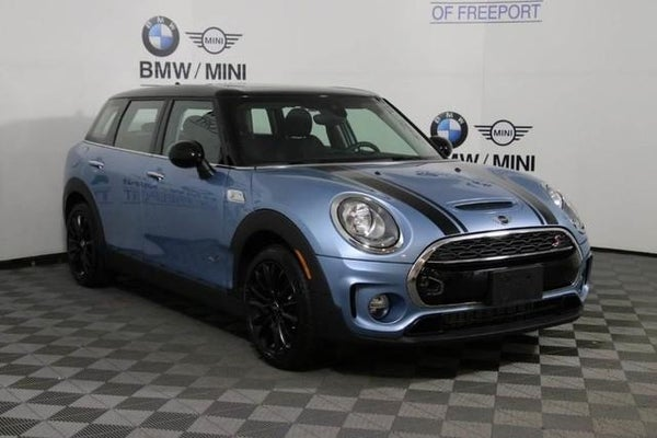 2019 Mini Clubman All4 Cooper S In Freeport Ny Bmw Of