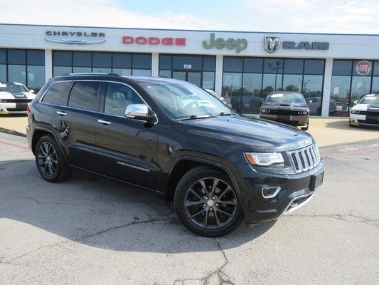 2014 Jeep Grand Cherokee Overland Freeport 1c4rjfcg3ec294614